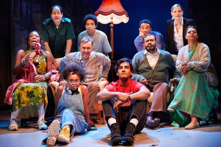 'White Teeth' Makes a Big-Hearted, but Bumpy, Transition to the Stage