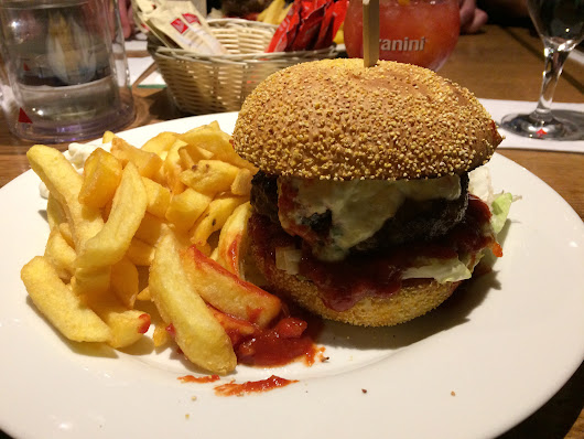 180g Beefburger A2 in Münster