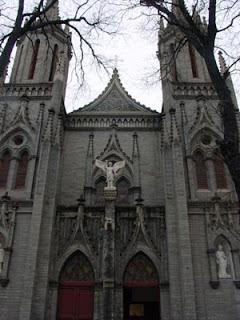 St. Michael's Church, Beijing