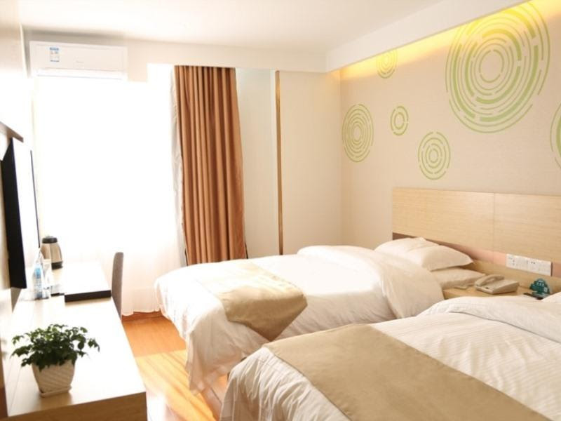 GreenTree Inn Beijing Tongzhou District Universal Studios Express Hotel Discount