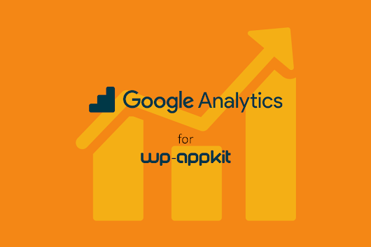 Google Analytics for WP-AppKit - WP-AppKit