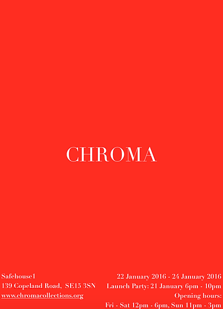CHROMA | upcoming events