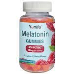 """Yum V""""s Melatonin Gummies 5 mg - 60 Gummies"""
