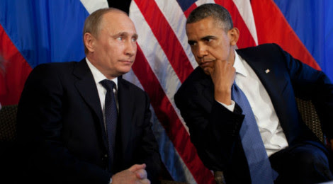 POLL: If Russia invades Eastern Ukraine, what's Obama to do?