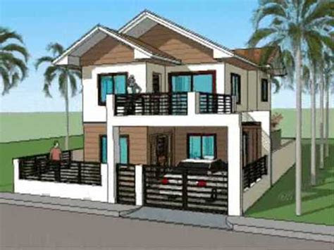 simple house plan designs  level home youtube
