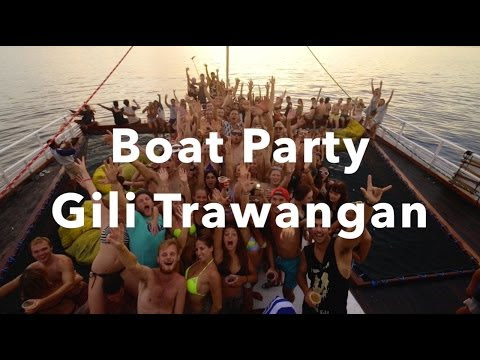 A Ban Crossing to Gili Islands During New Year's Eve