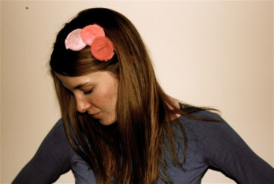 flower pedal head band