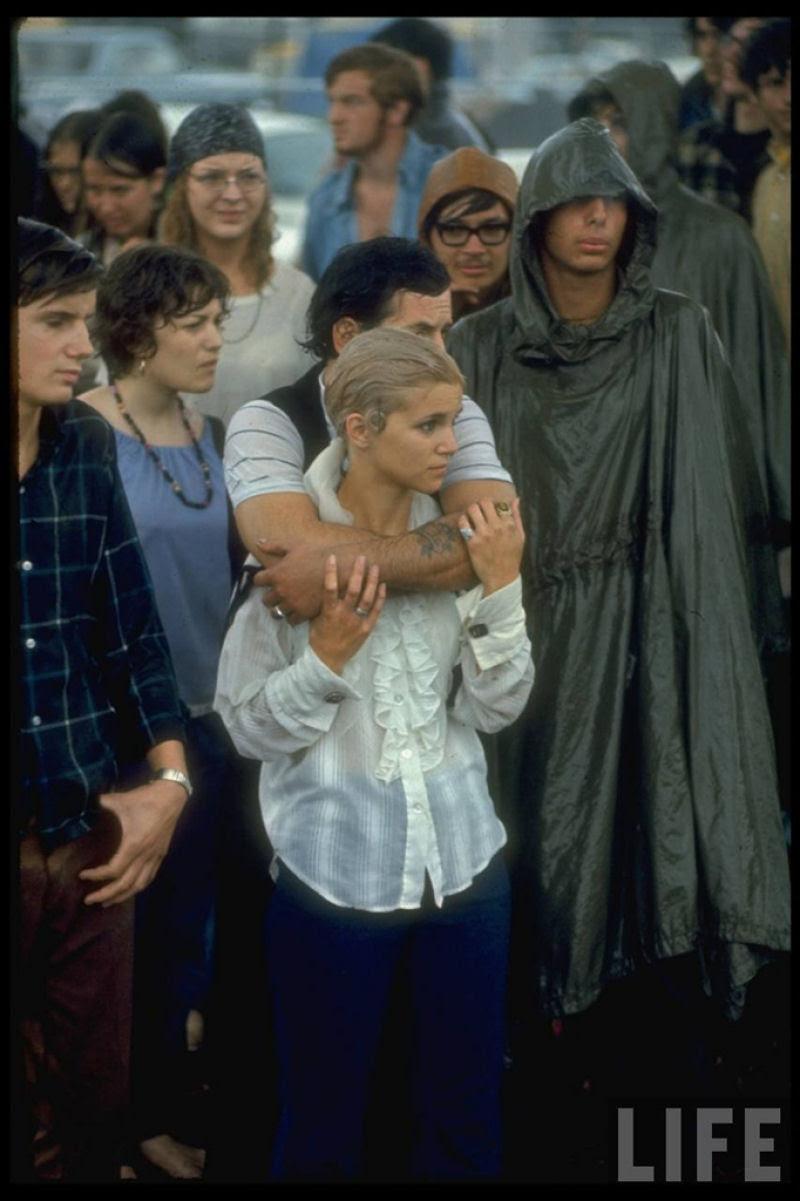 O festival de Woodstock em números e imagens 58