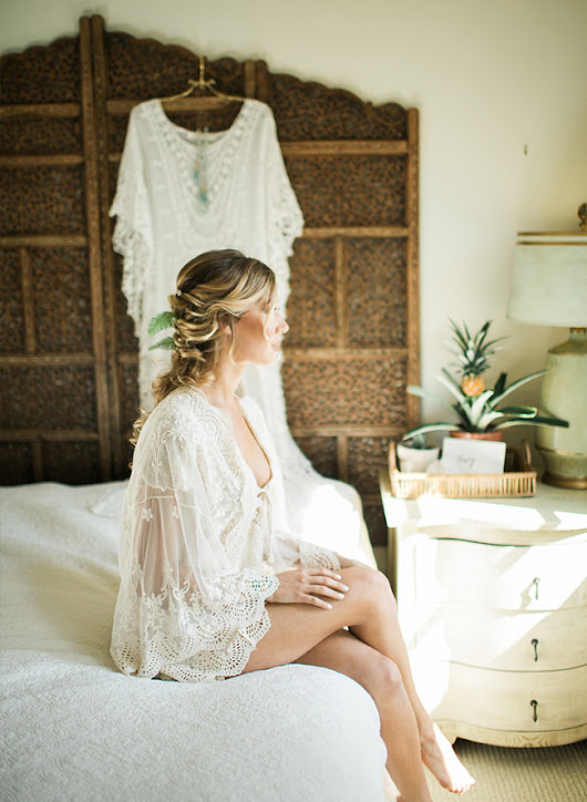 10 Tips for the Morning Of Your Wedding - Inspired By This