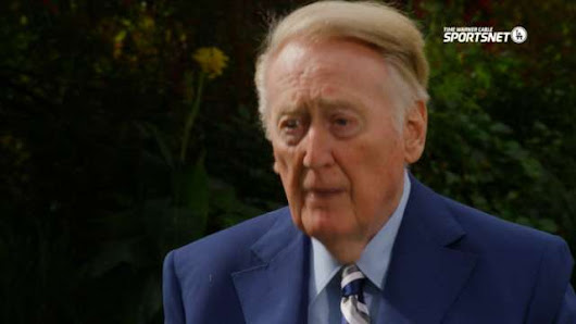 Vin Scully on returning in 2016