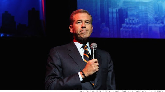 NBC trying to keep Brian Williams - but maybe not as 'Nightly News' anchor