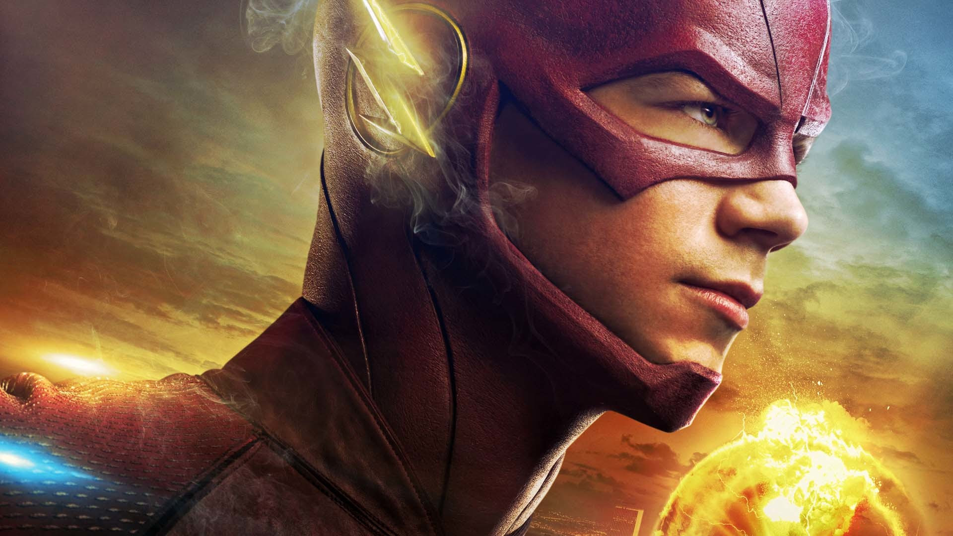 The Flash Cw Wallpaper Hd 79 Images