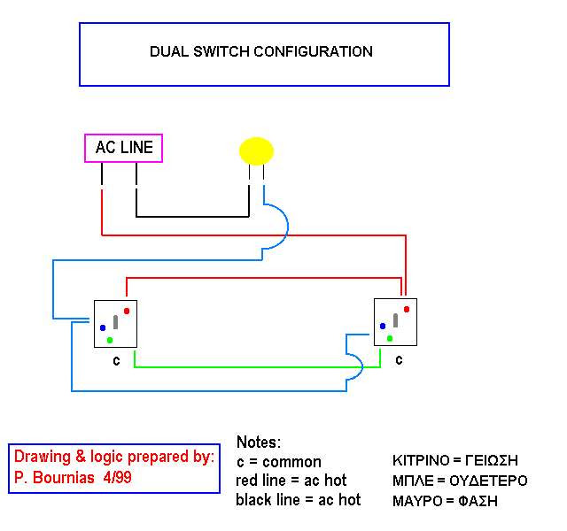 Diagram Light Switch Wire Diagram For Dual Switch Full Version Hd Quality Dual Switch Diagramvelar Chiesacorse It