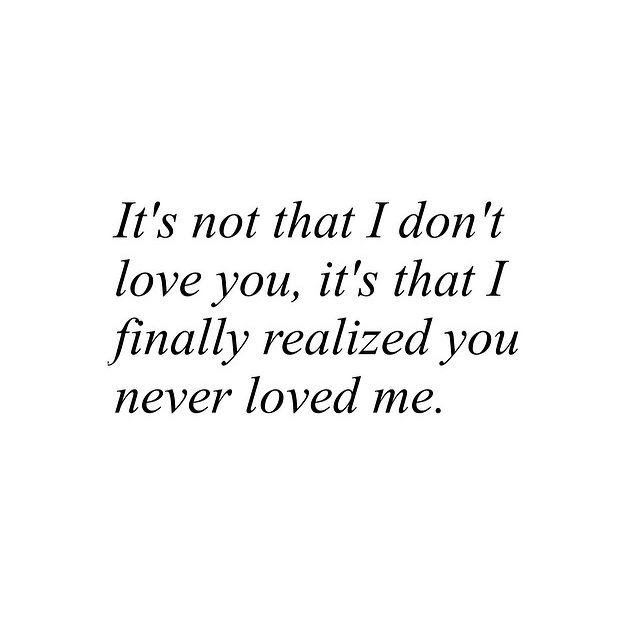 You Never Loved Me Pictures Photos And Images For Facebook Tumblr