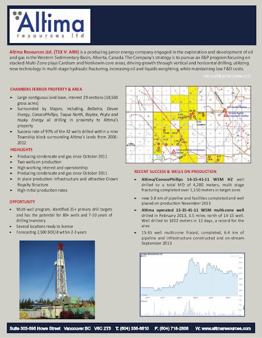 Altima Resources - 2 Pager