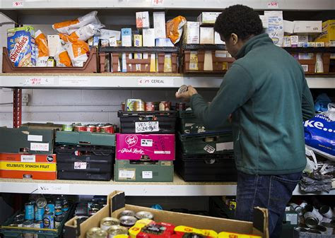 food banks work  trussell trust