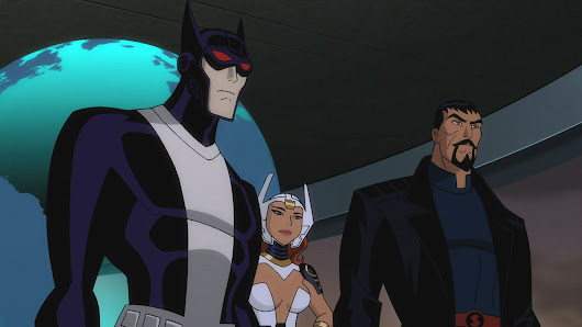 Watch the complete first season of the new Justice League animated series