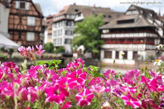 Strasbourg - A perfect French and German fusion (includes Video tour)  ~ Country Hopping Couple