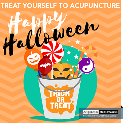 Have A Healthy Halloween with Acupuncture - Complete Oriental Medical Care