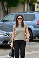 jennifer garner heads to church wet hair 02