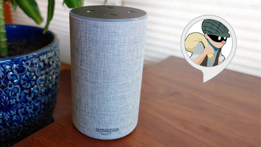 Use your Amazon Echo to make it seem like someone is home while you're away with this new Burglar Deterrent skill