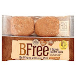 BFree Gluten Free Rolls, Seeded Brown, 8.47 Ounce (Pack of 3)