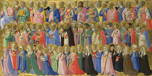 Italian Feasts - All Saints & All Souls Day