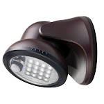 Light It! 20038-107 Motion Activated Outdoor Porch Light, 40 Watts