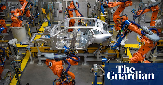 Fears of no-deal Brexit push British export orders close to year low | Business | The Guardian