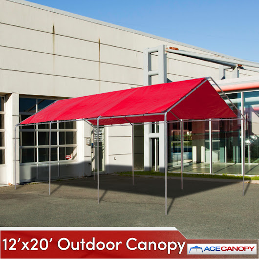 Outdoor Canopy 12x20 Heavy Duty