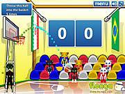 Jogar World basketball championship Jogos