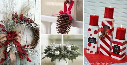 Festive Mood: Christmas Décor Ideas That Everyone Loved | World inside pictures
