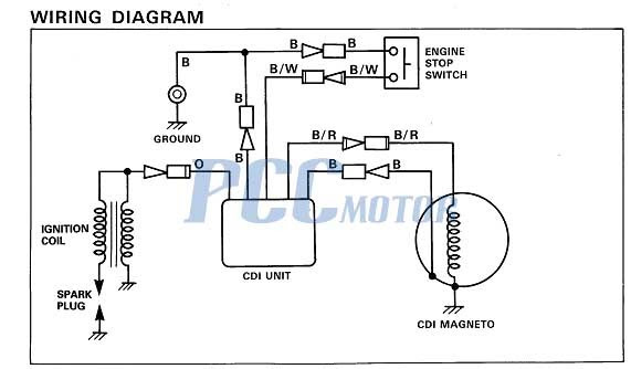 Pocket Bike Wire Diagram