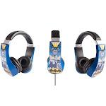 Sakar International Batman 30382 Kid-Safe Volume Limiting Over the Ear Headphones Batman Over The Ear