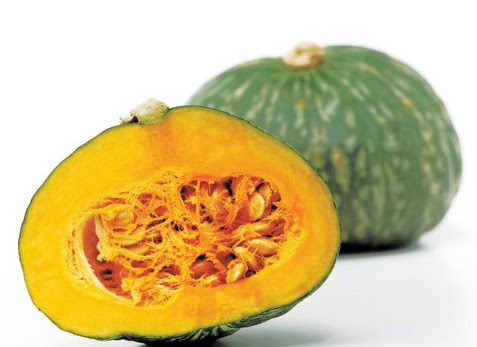 Our love affair with kabocha (aka green hokkaido)
