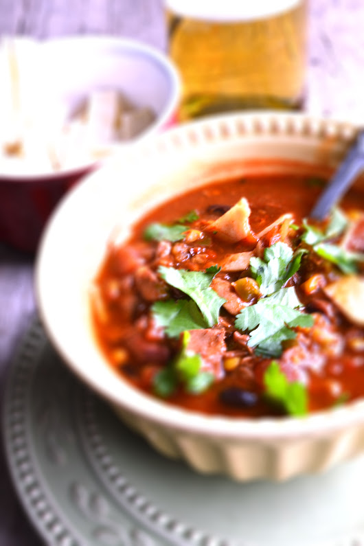 Low Fat Chicken Tortilla Soup Recipe a Natural Remedy to Cure your Cold