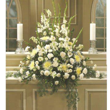 church altar decorations decorating  church weddings