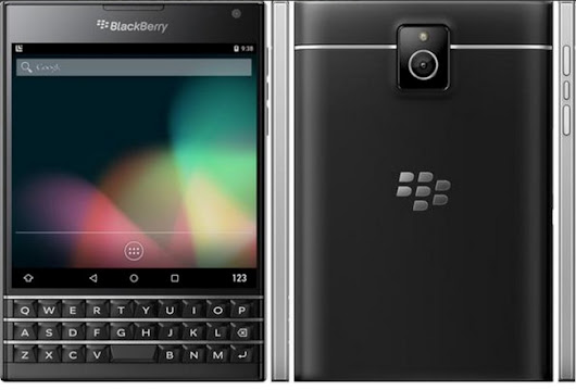 Leaked Video and Images of Android Based Blackberry Venice