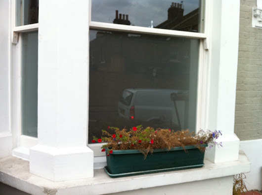 Balham and Tooting: Sash window draught proofing and double glazing original sash windows case study