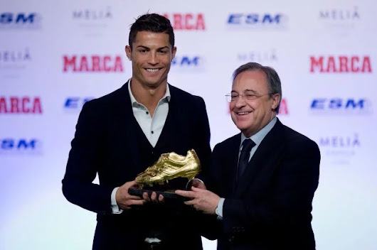 The Truth Behind the Cold-War Between Ronaldo & Florentino Pérez