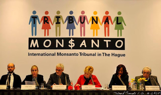 International Monsanto Tribunal - April 2017