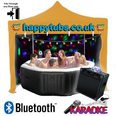 Hot Tub Hire Doncaster - Happy Tubs - Hot Tub Hire - South Yorkshire