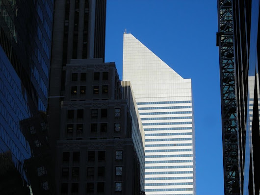 The Design Flaw That Almost Wiped Out an NYC Skyscraper