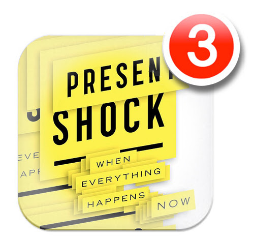 "What Rushkoff's ""Present Shock"" Reveals About State of Music 