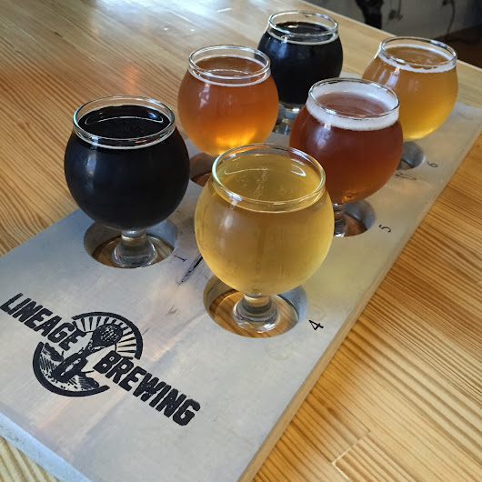 Quick Pint: Lineage Brewing | Columbus, OH