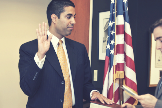Tell FCC Chairman Pai: Stop dumping our communication rights out with the trash.