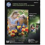 "HP Everyday Semi-gloss Photo Photo Paper, 8.5"" x 11"" - 50 sheets"