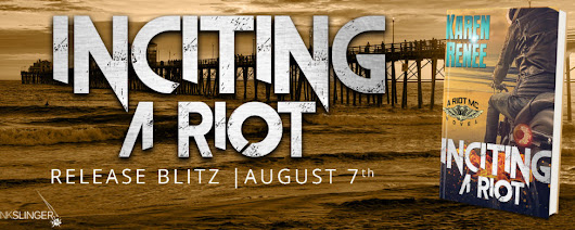 Release Day Blitz: Inticing A Riot by Karen Renee