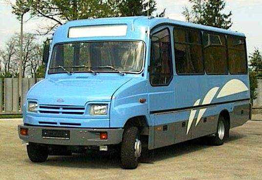 1986 Ikarus Ford ZIL