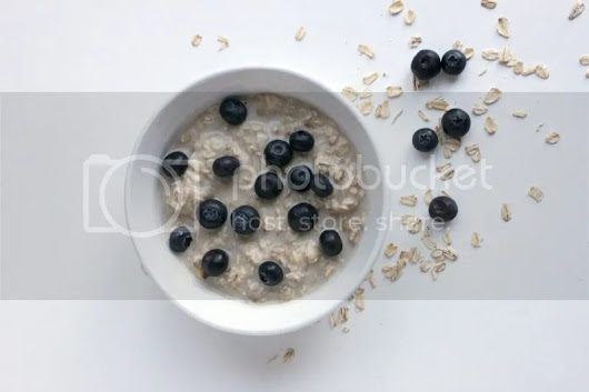 Protein Packed Overnight Oatmeal - A Touch of Grace